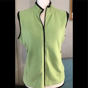 Fresh Produce vest with pockets. M